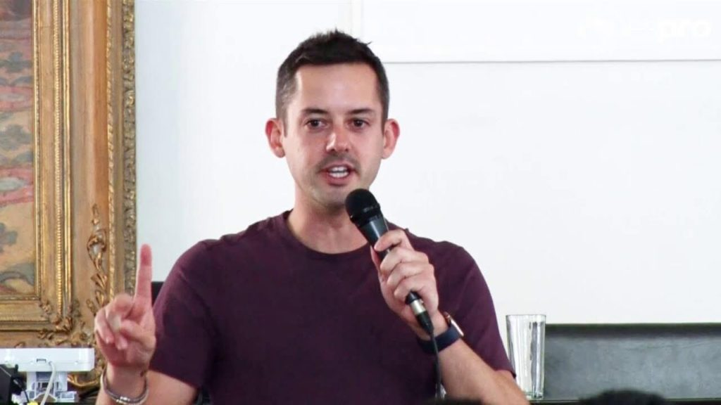 Aprendizes aprendem sobre marca pessoal com Phil Pallen | Acontece no Espro