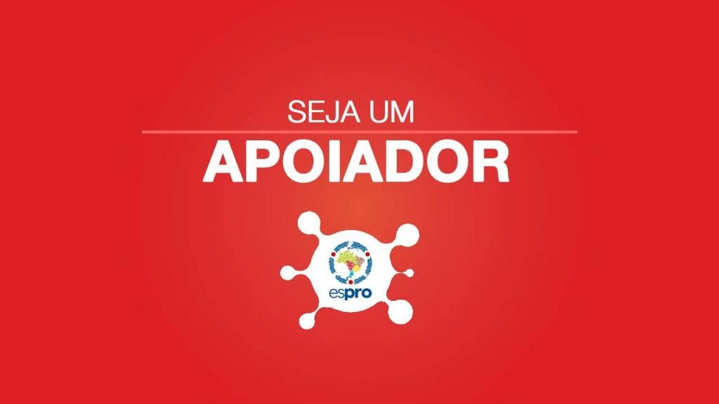 Seja um Apoiador Espro