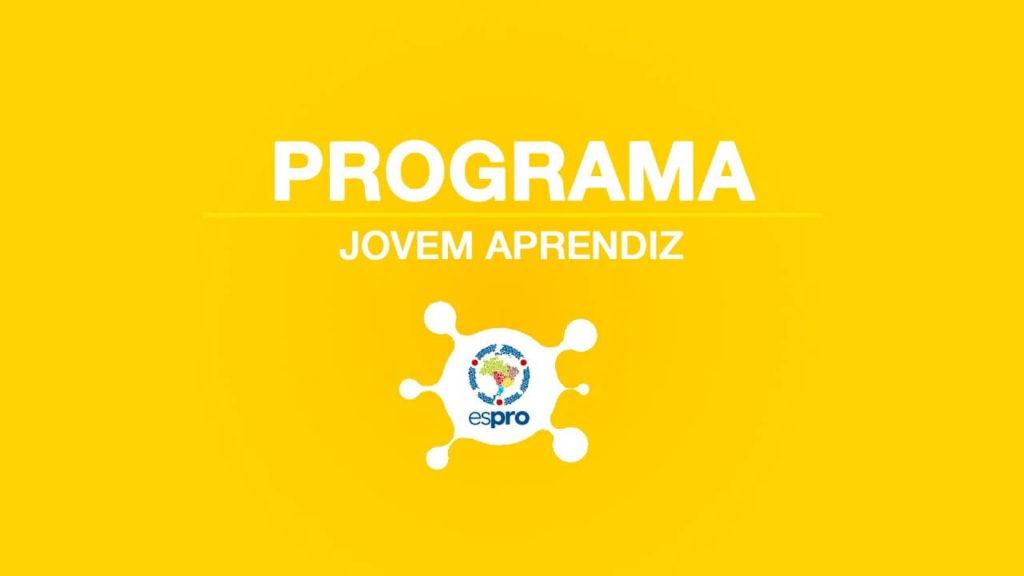 Conheça o Programa Jovem Aprendiz Espro