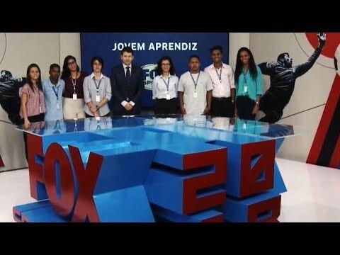 Apresentação de Aprendizes Espro na Fox RJ