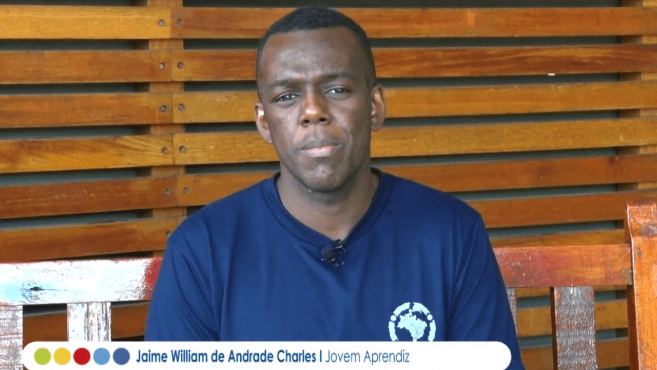 Fala Jovem Espro | Jaime William de Andrade Charles