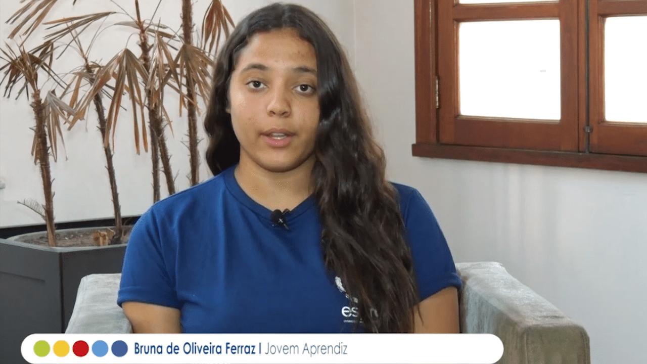 Fala Jovem Espro | Bruna de Oliveira Ferraz
