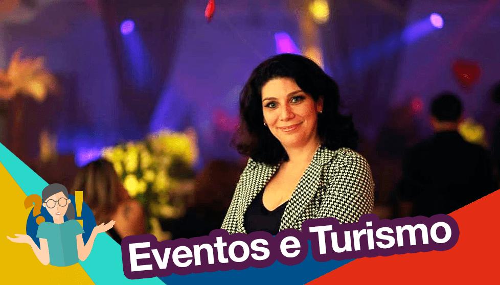 Terceiro episódio do Esprofissa sobre Eventos e Turismo (4ª temporada)