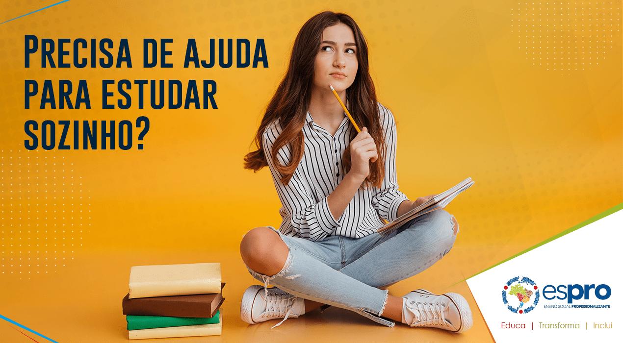 Dicas para ajudar a estudar sozinho