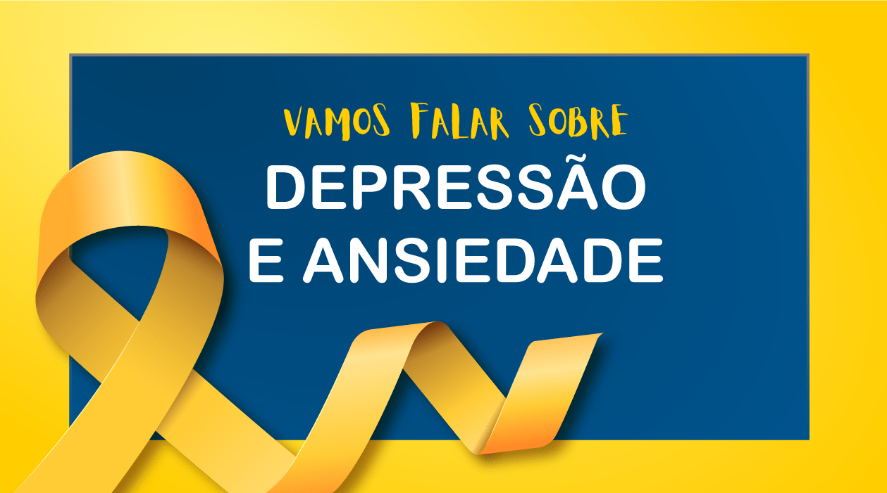 Depressão e ansiedade são alvos do Setembro Amarelo