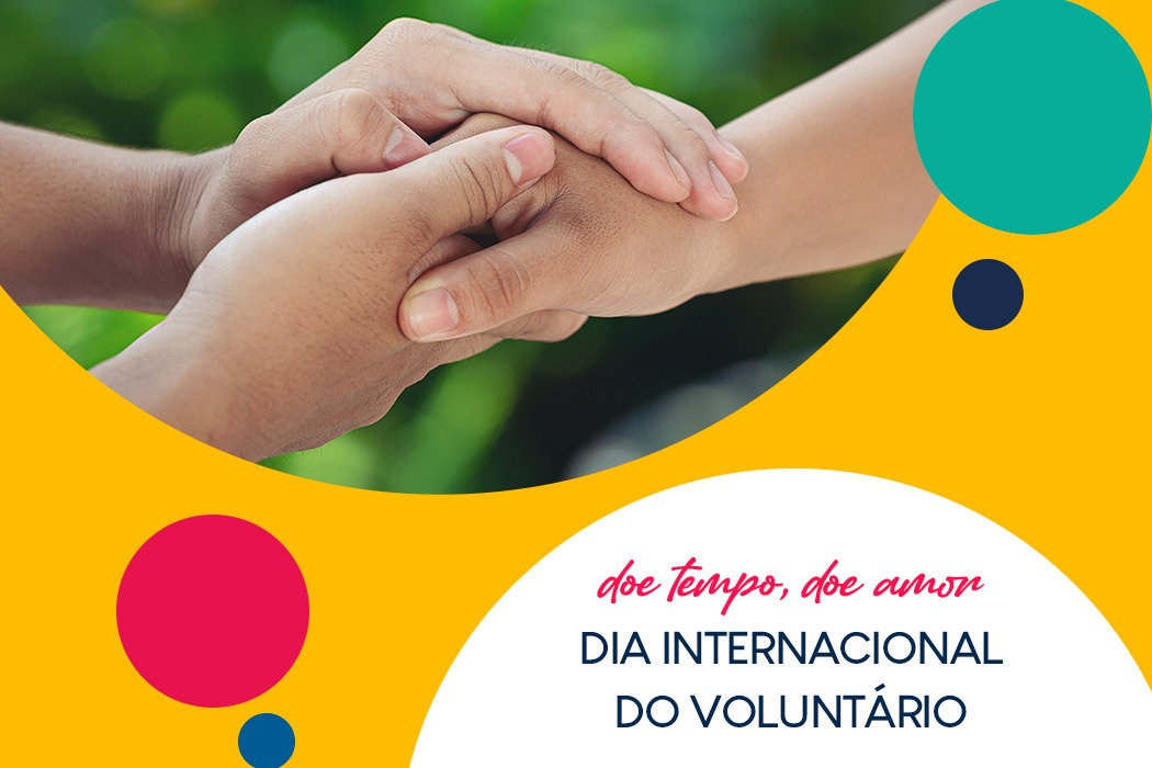 Dia Internacional do Voluntário é marcado com novas possibilidades de contribuição no Espro