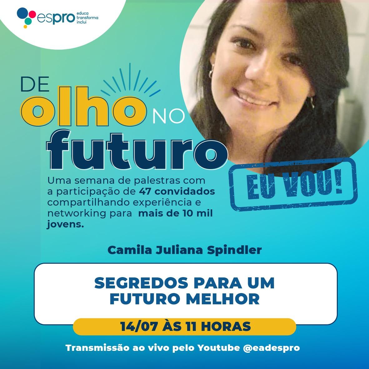 SEGREDOS PARA UM FUTURO MELHOR