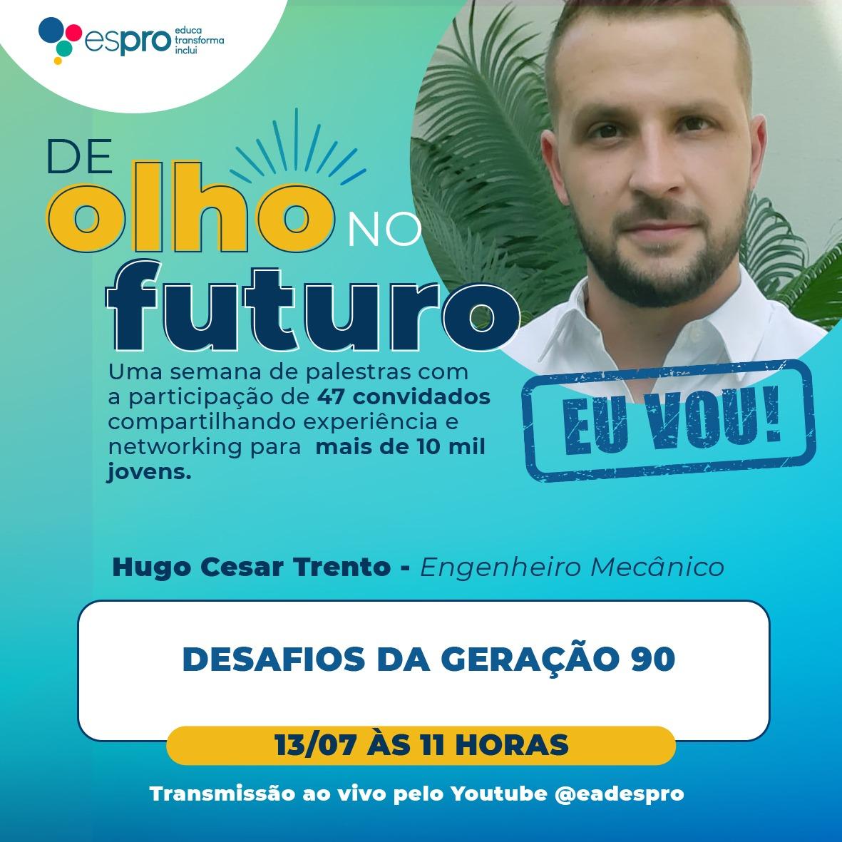 DESAFIOS DA GERAÇÃO 90
