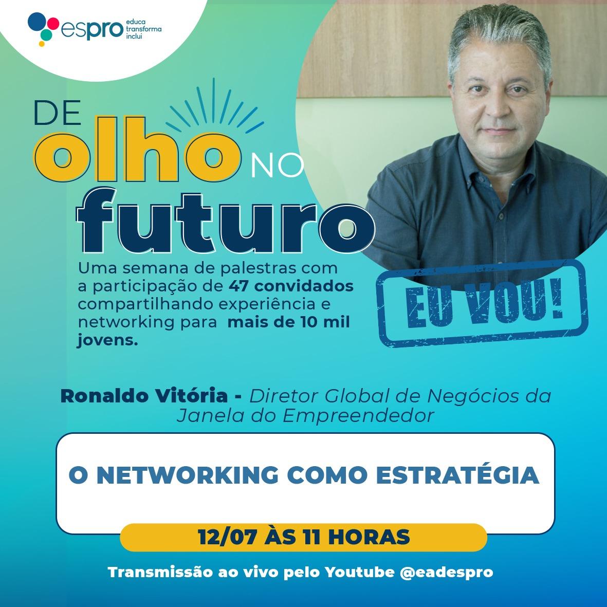 O NETWORKING COMO ESTRATÉGIA DE RESULTADOS DO EMPREENDEDOR.