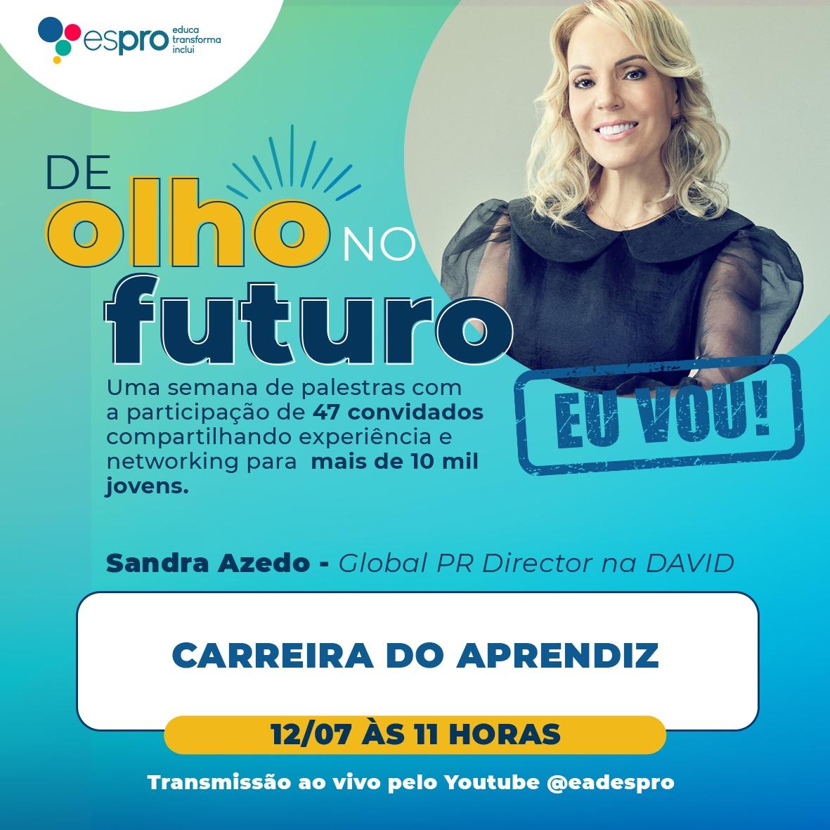 CARREIRA DO APRENDIZ