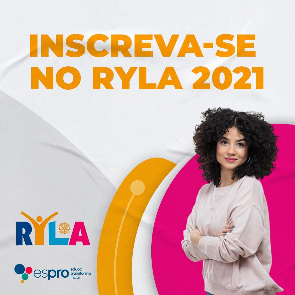 RYLA 2021:  Cidadãos conscientes hoje, líderes inspiradores amanhã